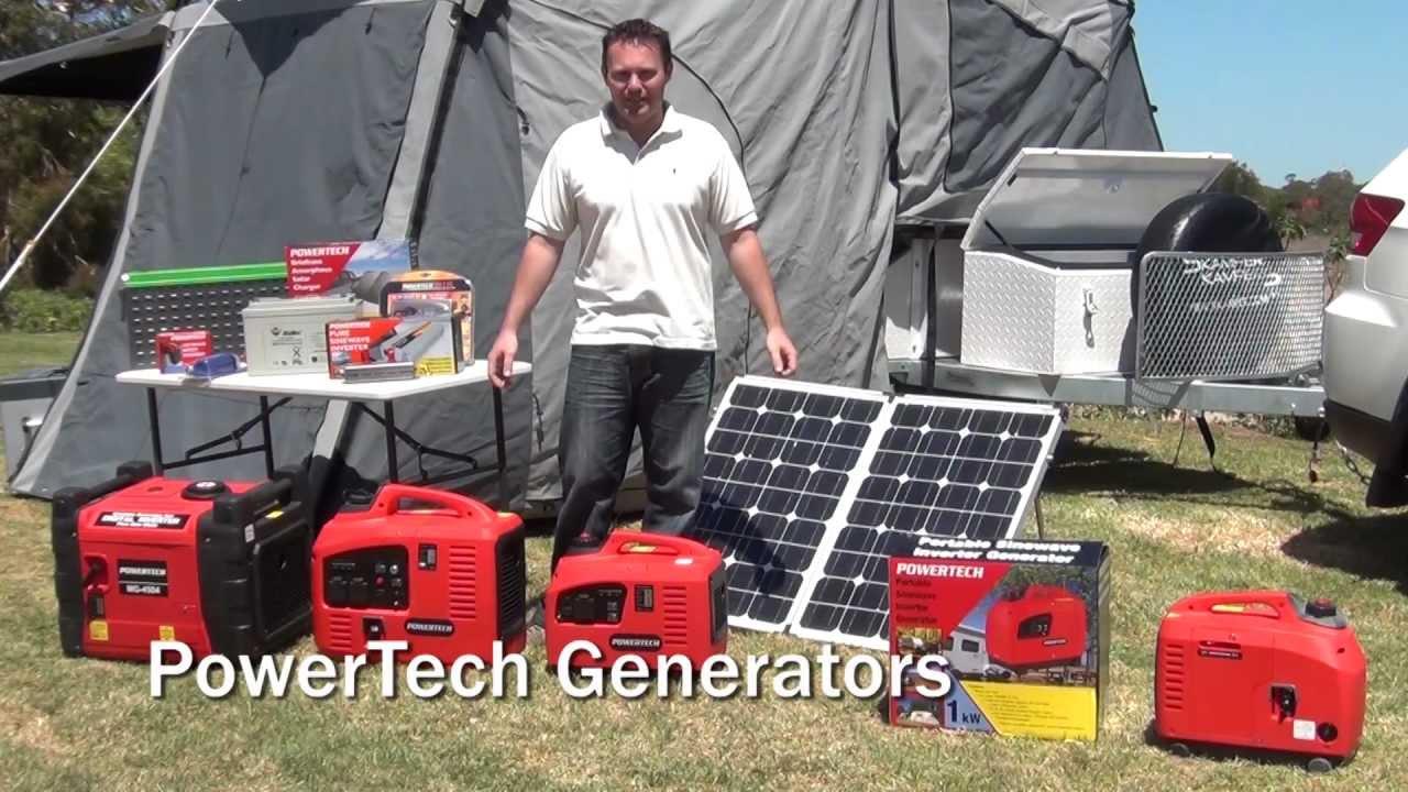 Powertech Your Typical Install For Camper Trailers Caravans Lotus Caravan Wiring Diagram Youtube