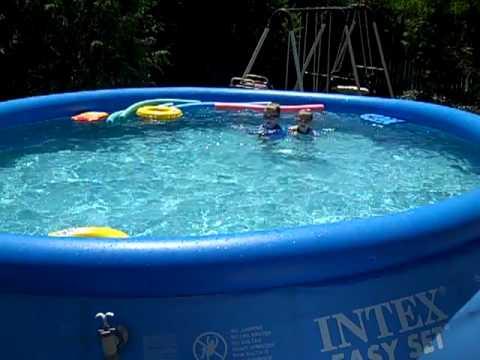 Summer Escapes Frame Pool