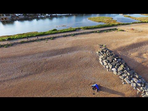 Shoreham Beach Fishing With Fish Hunter Uk