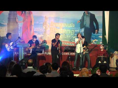 ABPBH 2011: Hazama dan Azlan & the Typewriters