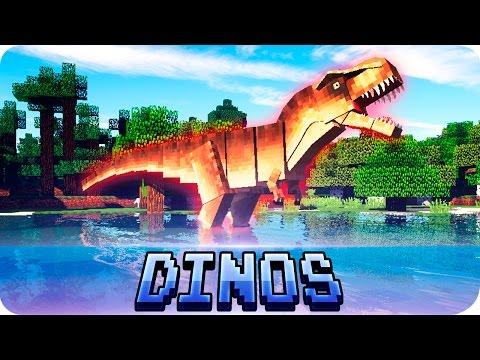 JurassiCraft Mod for Minecraft 1 11 2/1 10 2 | MinecraftSix