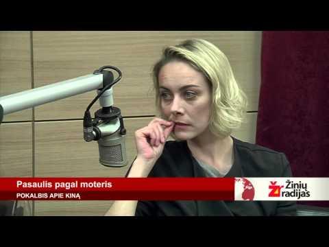"""""""Pasaulis pagal moteris"""": Aldona Vilutytė ir Severija Janušauskaitė"""