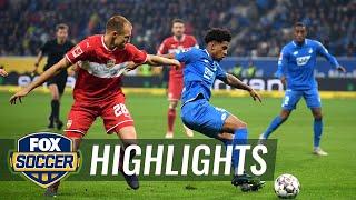Hoffenheim 2 - 1 Augsburg