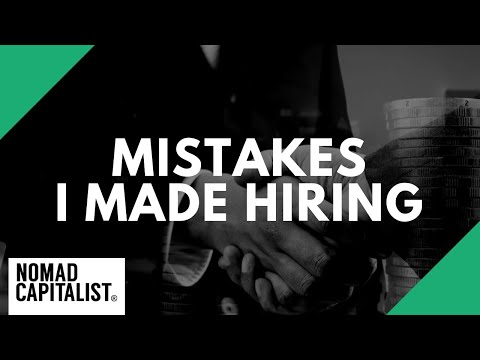 Mistakes I Made Hiring