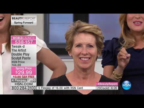 HSN   Beauty Report with Amy Morrison . http://bit.ly/2RvqqKz