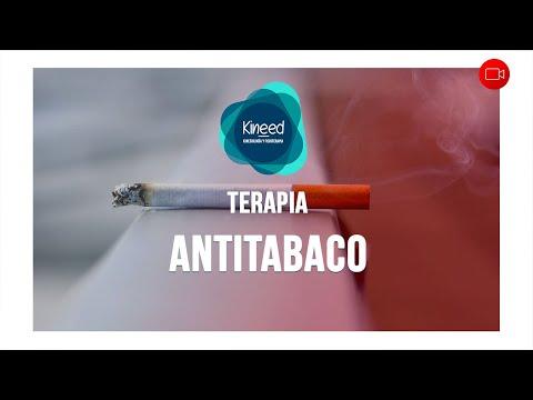 Terapia Antitabaco 🚭 por un Kinesiólogo.
