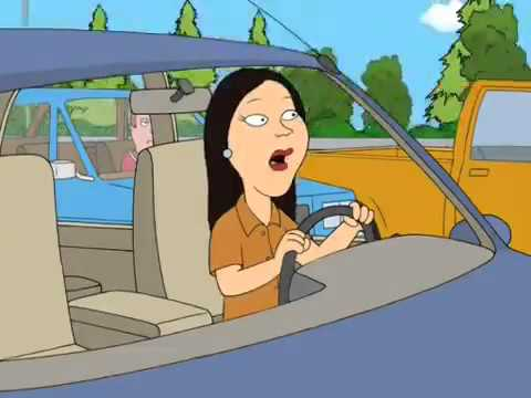 Family guy asian female