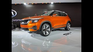 Kia SP Concept-based SUV to be followed by another SUV and a premium hatchback – Report