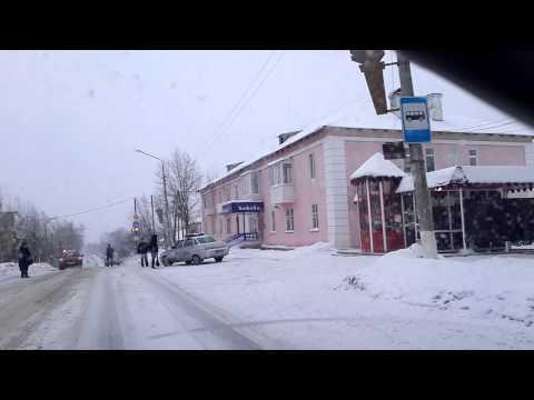 ДТП 14-15-2014г г.Кировград ул.Кировградская