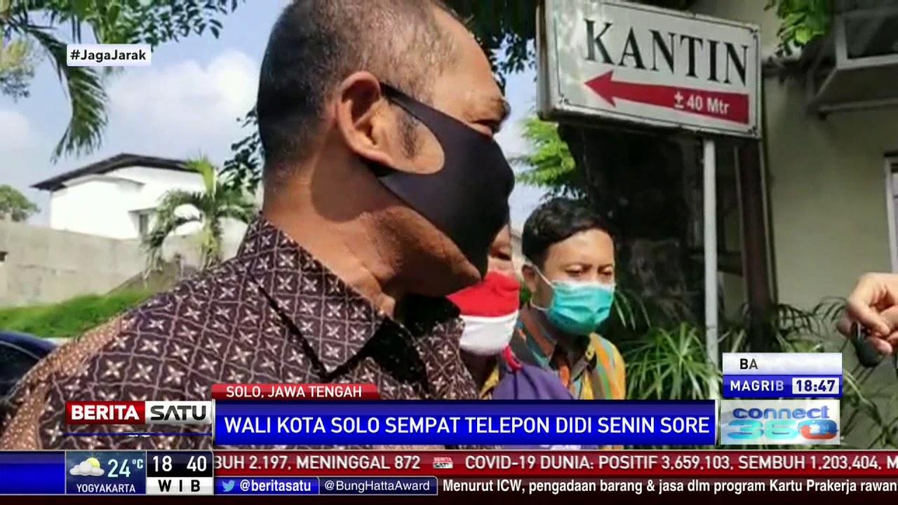 Download FX Hadi Rudyatmo Terkejut Atas Kepergian Didi Kempot