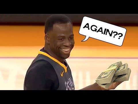 """NBA """"Fined"""" Moments (Part 3)"""