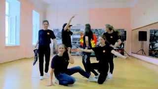 Funky Family, Пермь. Группа хип-хоп, 1й год обучения. 2013 год.