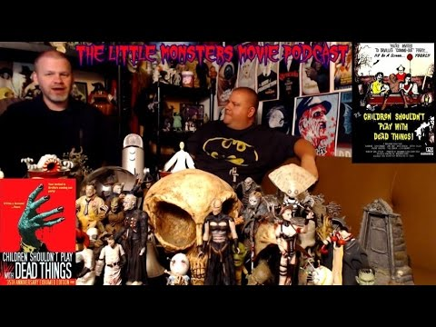 Children Shouldn't play With dead Things Full Horror Movie Review Show
