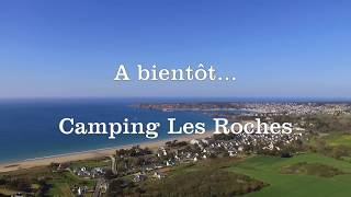 Camping Les Roches à Erquy