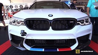 2018 BMW M5 M-Performance Accessorized - Exterior And Interior Walkaround - 2017 SEMA Las Vegas