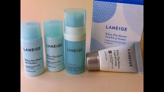 Gambar cover Yes and No: Reveiw of Laneige White Plus Renew Line