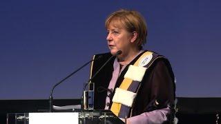 Merkel warns 'eternal' US-EU ties not guaranteed