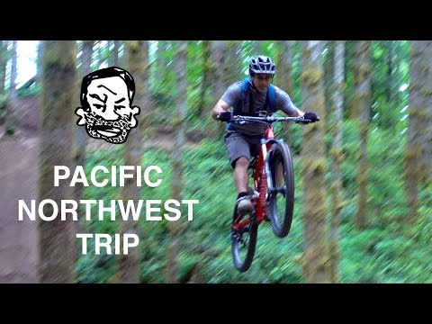 MTB Trip to Pacific Northwest - RWS EP16