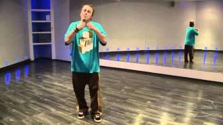 Илья Вяльцев - урок 4: видео уроки танцев хип хоп