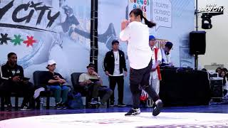 Az vs Lulu [1on1 B-Girl Battle 04/06 | Group D Top16] ► TAIPEI BBOY CITY ◄ 2017