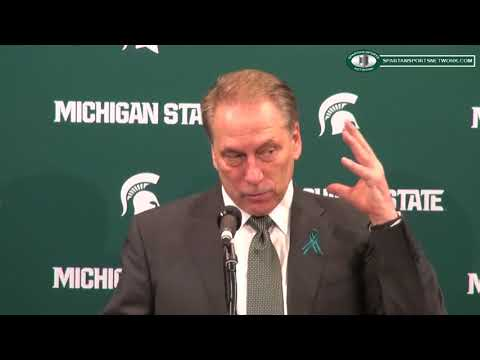 Michigan State 76 Penn State 68: Tom Izzo