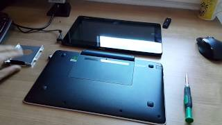 Asus T200TA: How to fit standard 2.5