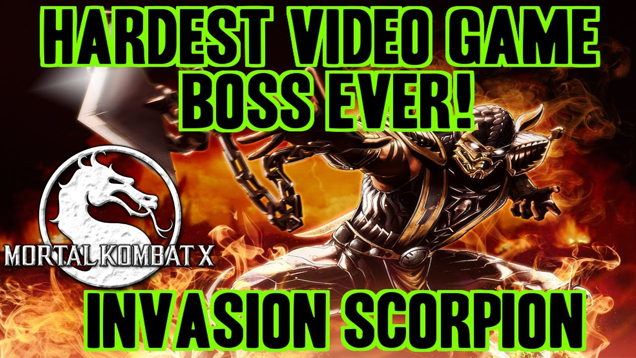 15 Of The Hardest Video Game Bosses To Beat | TheGamer