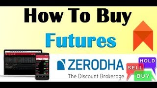 How to buy futures [hindi]? Nifty And Banknifty Futurs Trading -Live Market