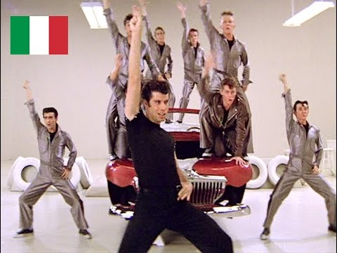 Grease - Greased Lightning ( Sottotitoli in italiano)