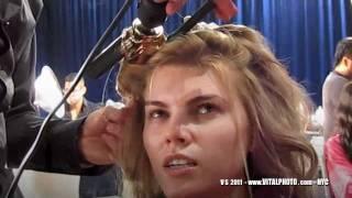 интервью - Марина Линчук - Виктория Сикрет Шоу 2011