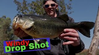 Bass Fishing in Cold and Windy Conditions
