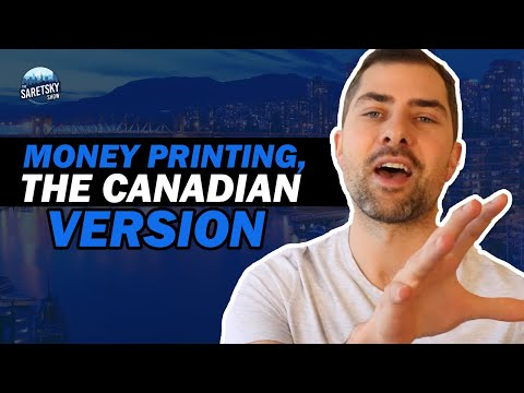 Money Printing, The Canadian Version