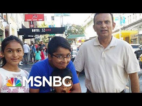 Why ICE Handcuffed A Professor In Front Of His Family | Morning Joe | MSNBC