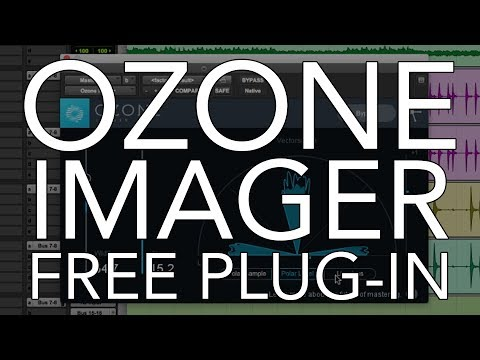 iZotope Ozone Imager | FREE PLUG-IN WEEKLY