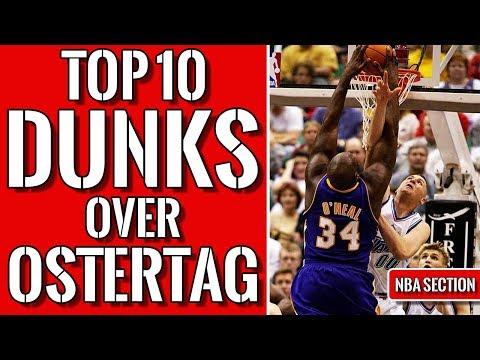 Top 10 dunks over Greg