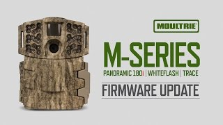 Moultrie M-Series Game Cameras | How To Update Firmware | Moultrie Mobile