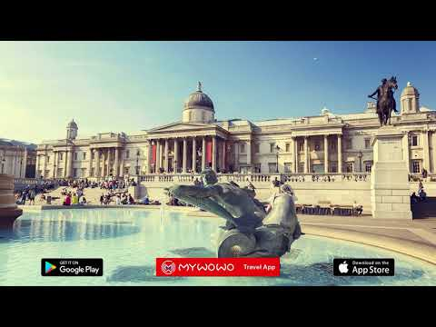 National Gallery – History – London – Audio Guide – MyWoWo  Travel App