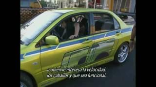 Mitsubishi EVO - Rapido y Furioso 2 (HD)