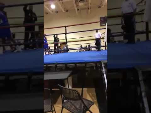 Jason Brooks May 2018 Cincinnati Golden Gloves