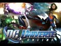 DC Universe Online How To Make Spider Gwen / Character Creation Style