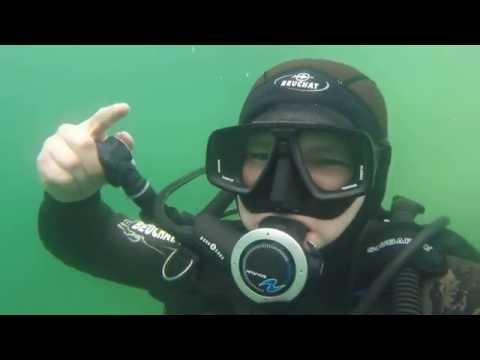 подводная охота, раки