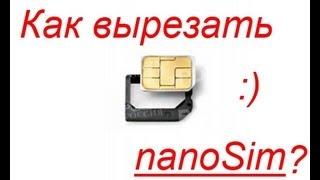 видео Типы sim карт: mini, micro, nano