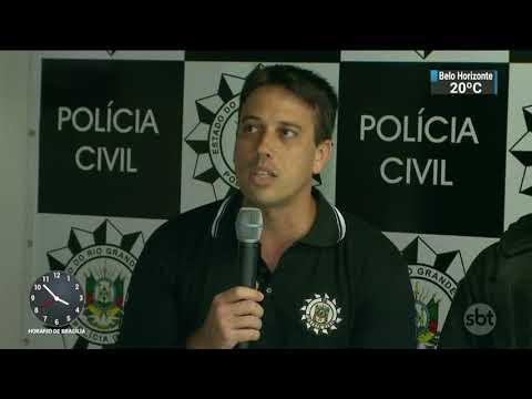 Polícia desarticula quadrilha que chegou a roubar 80 carros em um mês | SBT Notícias (18/11/17)