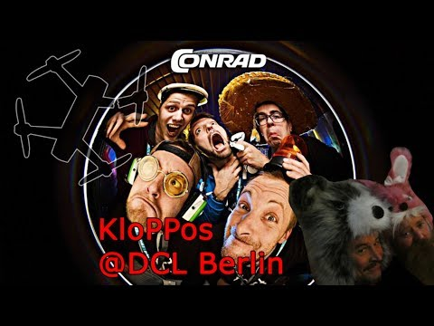 Conrad Event / Was mit Drohnen und Technik / Drone Champions League Berlin