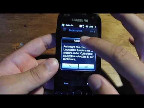 Samsung Omnia 2 (i8000) Approfondimenti PART 1 ITA