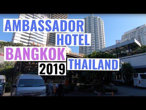 Ambassador Hotel, Sukumvit Soi 11, Bangkok, Thailand 2018 / 2019