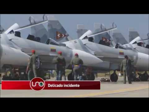 Dos aviones caza venezolanos invadieron ruta de vuelo comercial de Avianca
