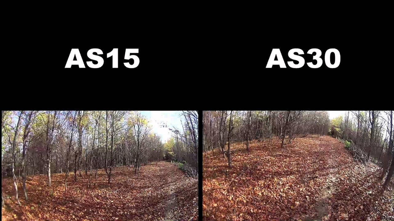Pubg Hdr Vs No Hdr: Sony Action Cam Hdr-as15 Vs Hdr-as30 Sony POV Comparision