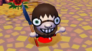 Pranking my villagers goes terribly wrong in Animal Crossing