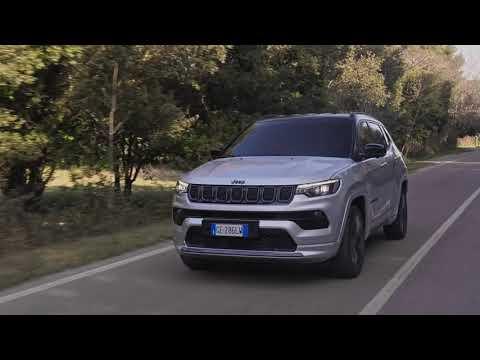 Nuova Jeep® Compass 2021 4Xe